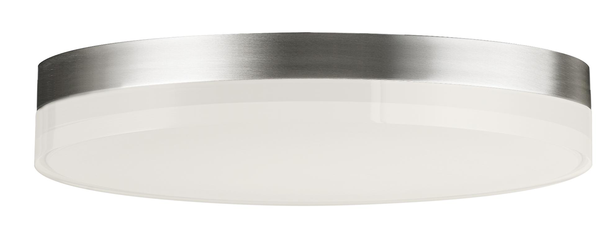 Illuminaire II 11-inch Round LED Flush Mount 3000K | Maxim Lighting