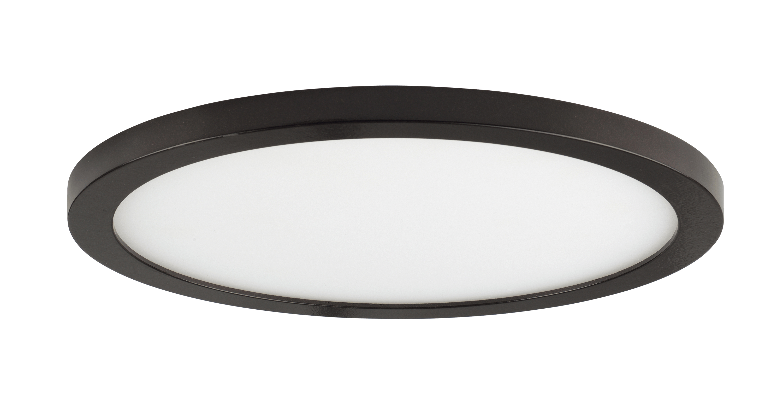 Wafer 15-inch Round LED Flush Mount 3000K | Maxim Lighting