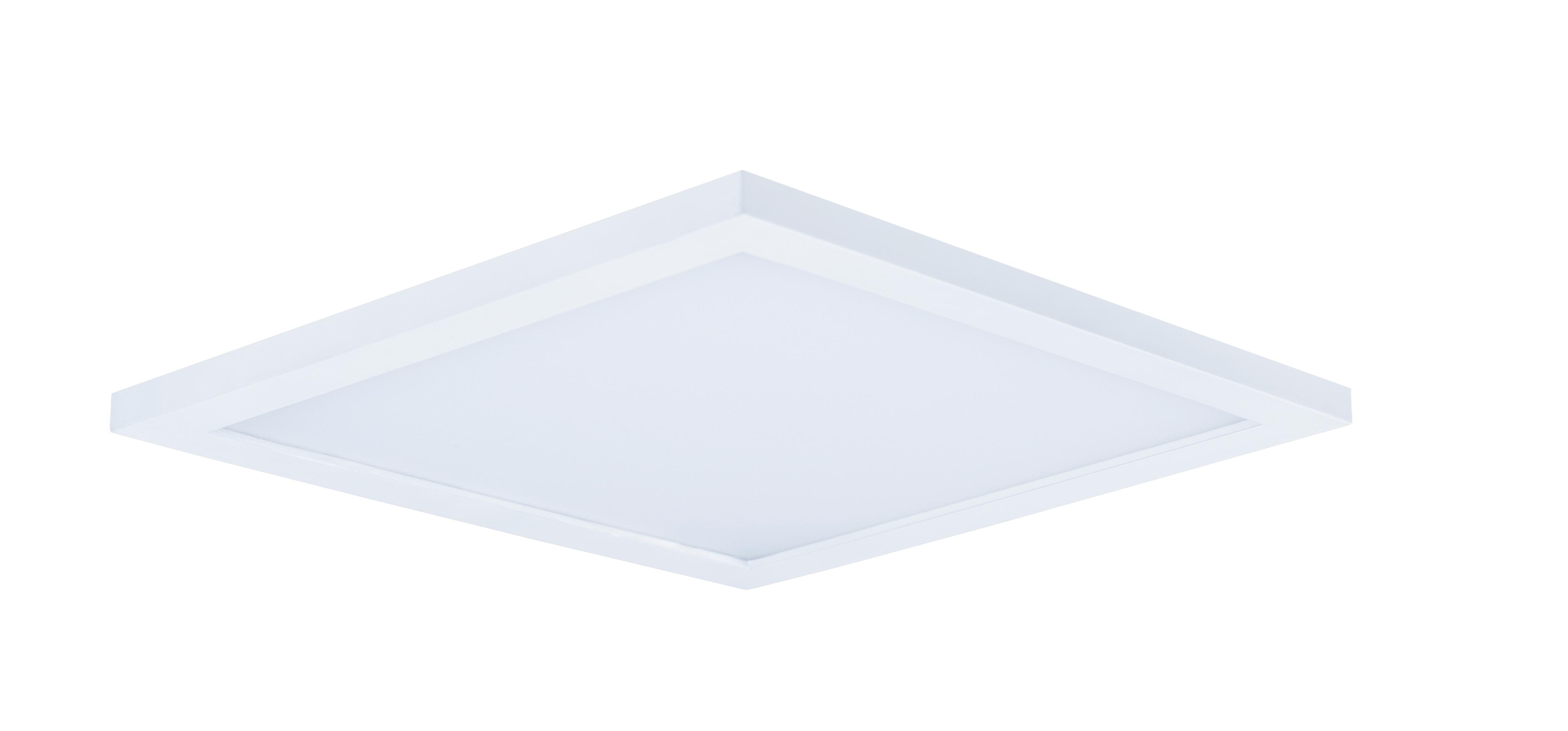 Wafer 15-inch Square 4000K Flush Mount | Maxim Lighting