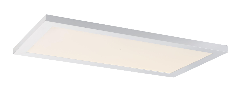 Sky 12-inch x 24-inch LED Flush Mount 3000K | Maxim Lighting