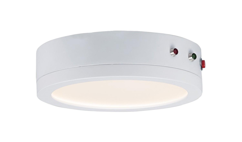 Wafer 7-inch Round Emergency Back Up 3000K | Maxim Lighting