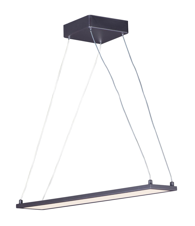 Wafer 24-inch LED Linear Pendant 3000K | Maxim Lighting