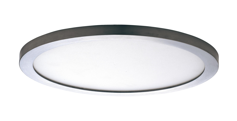 Wafer 15-inch Round LED Surface Mount 3000K | Maxim Lighting