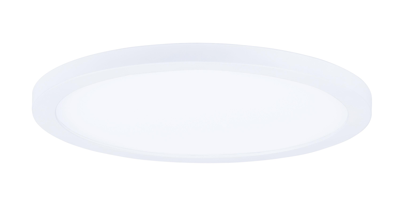 Wafer 15-inch Round LED Surface Mount 4000K | Maxim Lighting