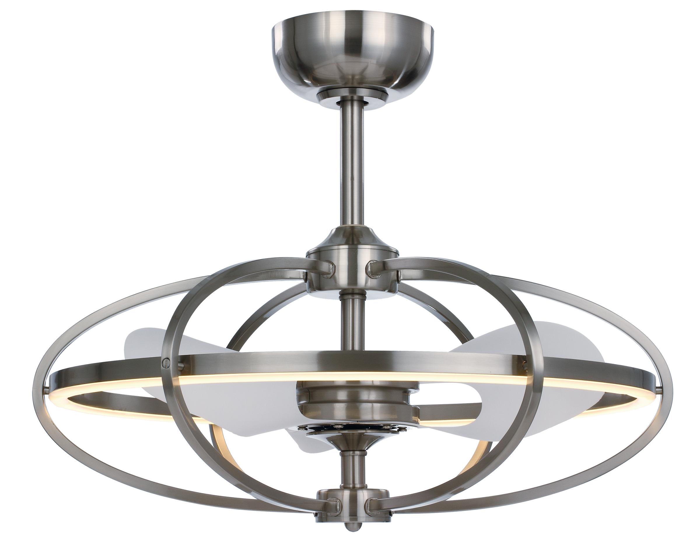 Corona Led Fandelier Fan Maxim Lighting
