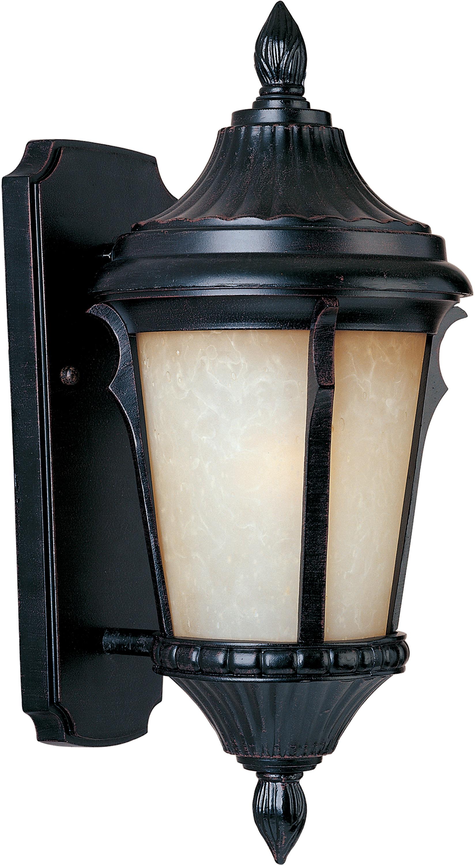 Odessa LED Outdoor Wall Lantern | Maxim Lighting