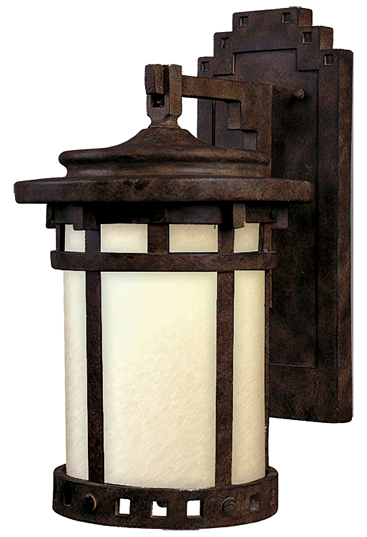 Santa Barbara LED Outdoor Wall Lantern | Maxim Lighting