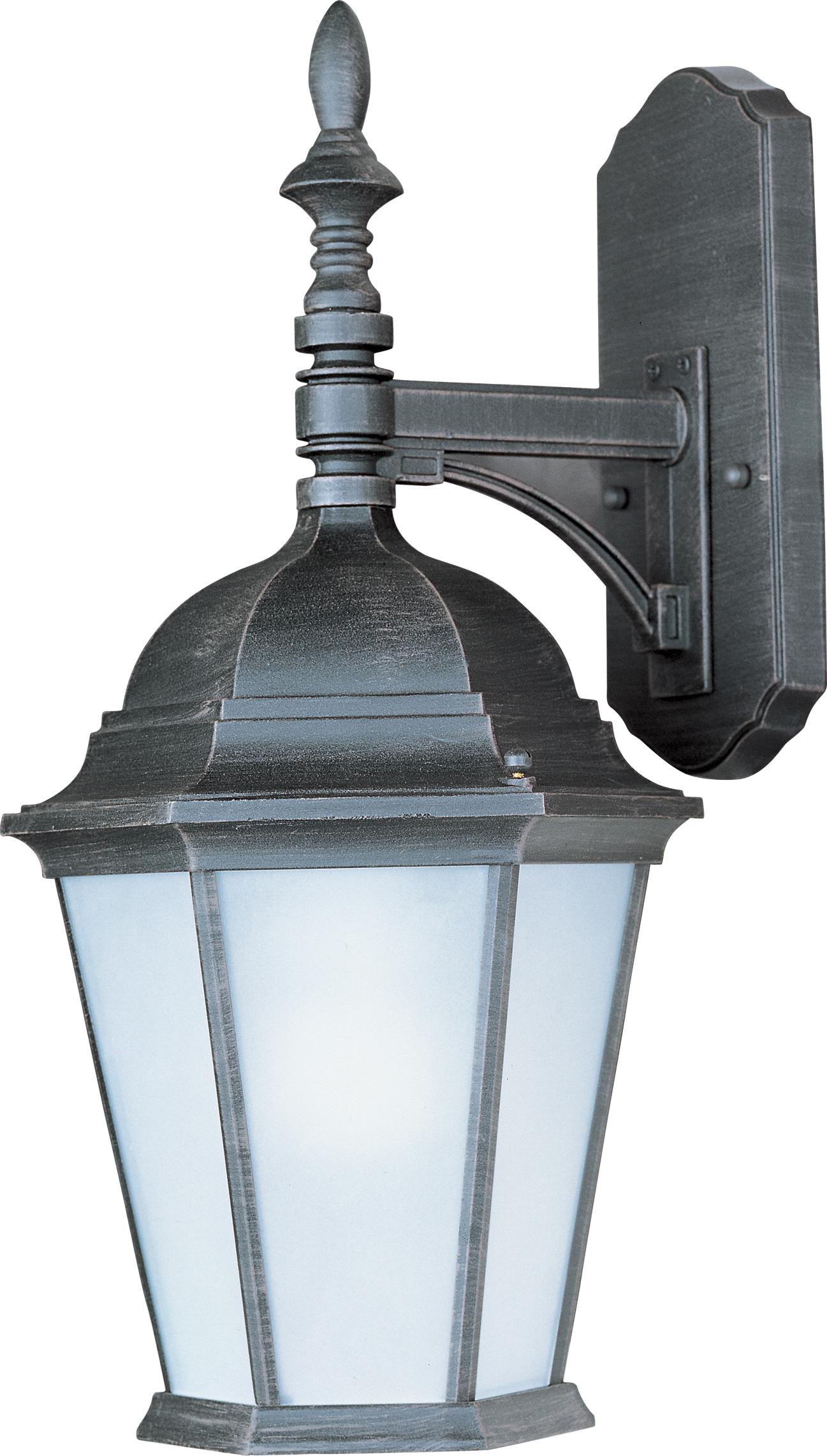 Westlake LED Outdoor Wall Lantern | Maxim Lighting