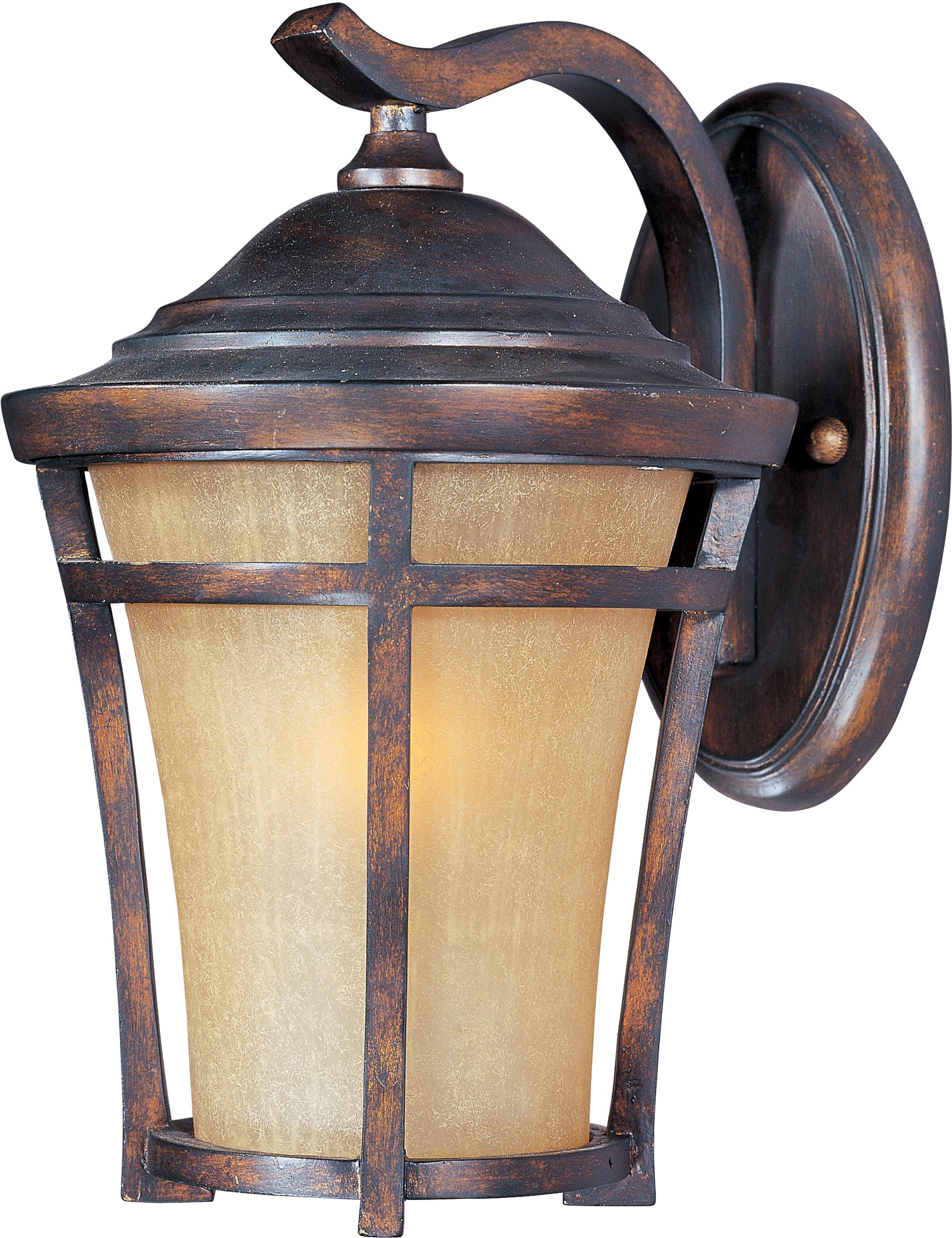 Balboa VX LED Outdoor Wall Mount | Maxim Lighting