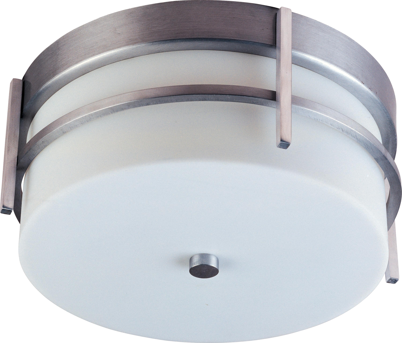 Luna 2-Light LED Outdoor Ceiling | Maxim Lighting