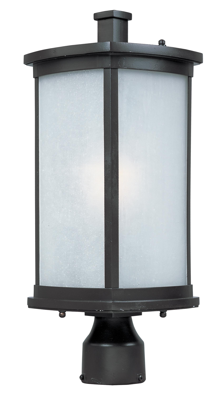 Terrace LED Medium Outdoor Post   Maxim Lighting