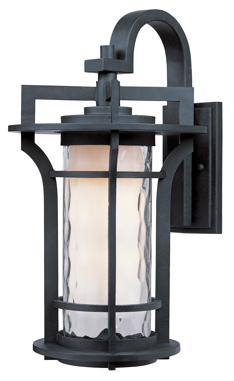 Oakville LED Outdoor Wall Lantern | Maxim Lighting