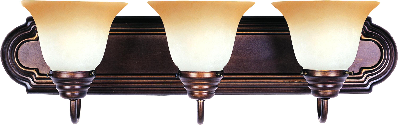 maxim 8013wsoi essentials 801x bathroom light in oil rubbed bronze ebay. Black Bedroom Furniture Sets. Home Design Ideas