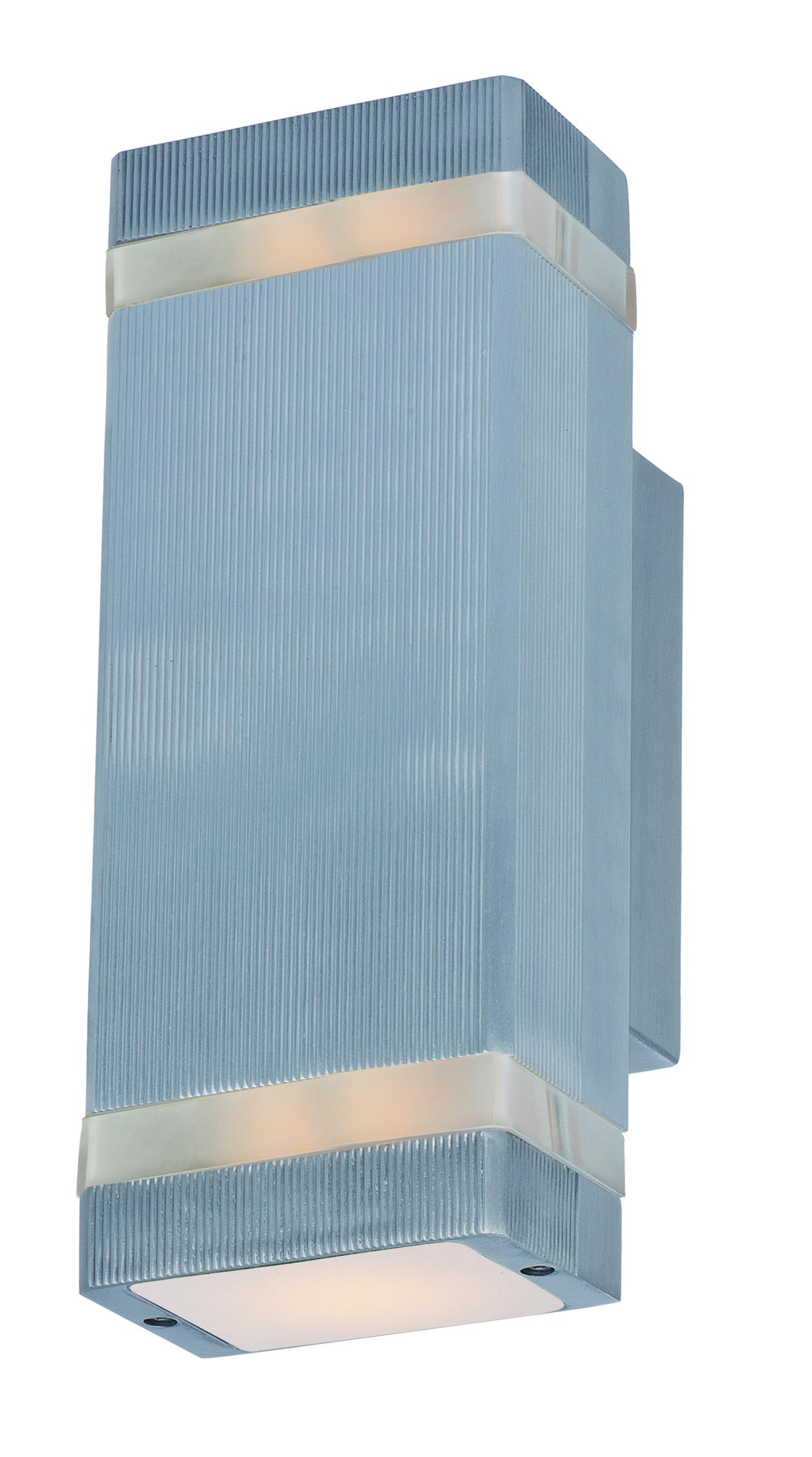 Lightray LED 2-Light Wall Sconce | Maxim Lighting