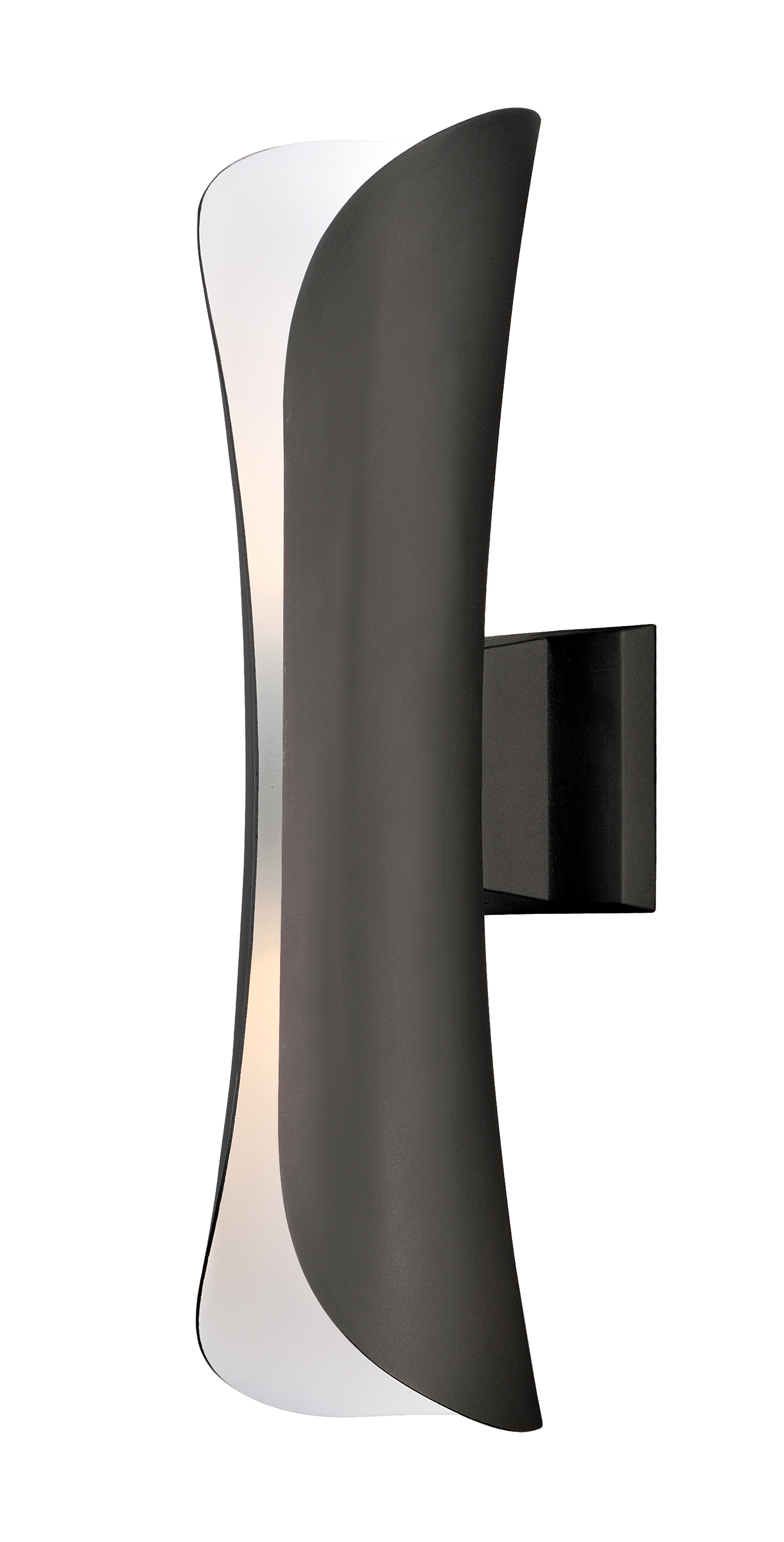 Scroll LED Outdoor Wall Sconce | Maxim Lighting