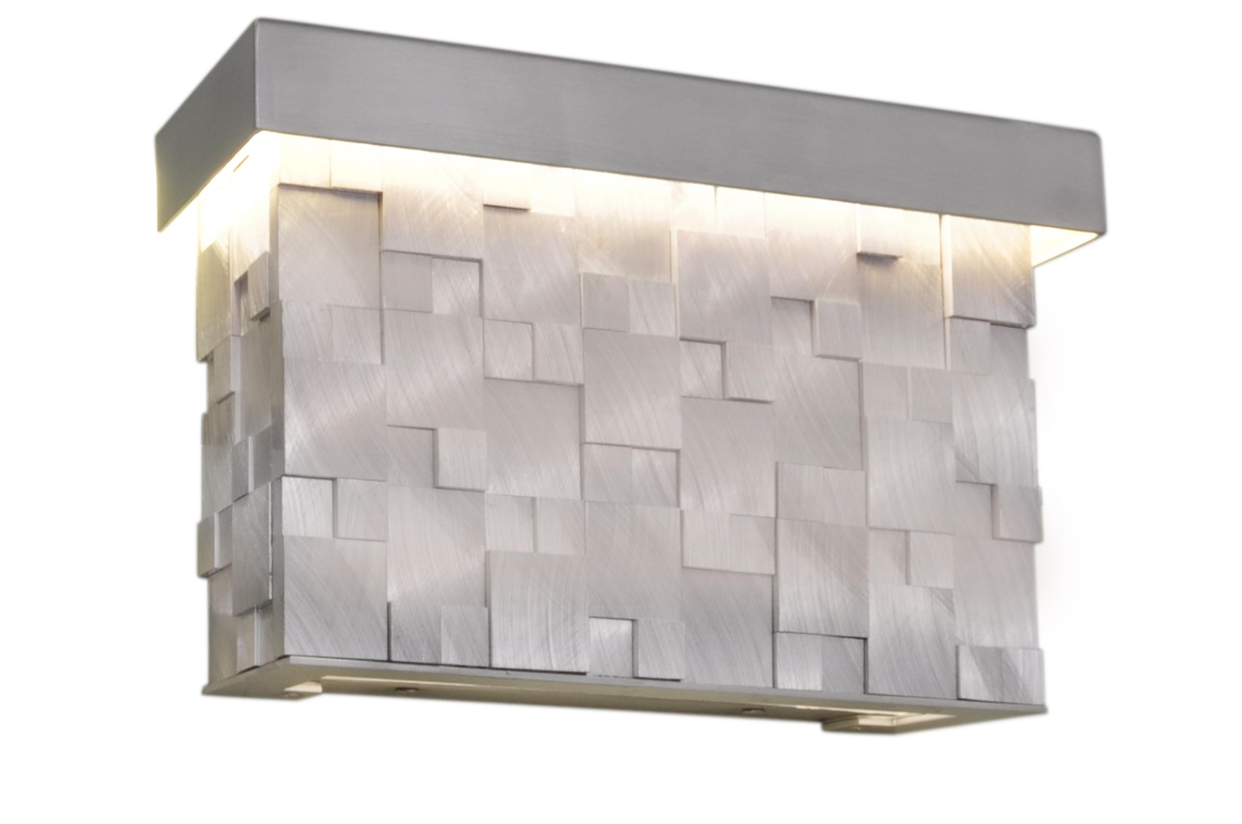Mosaic · Mosaic LED Wall Sconce
