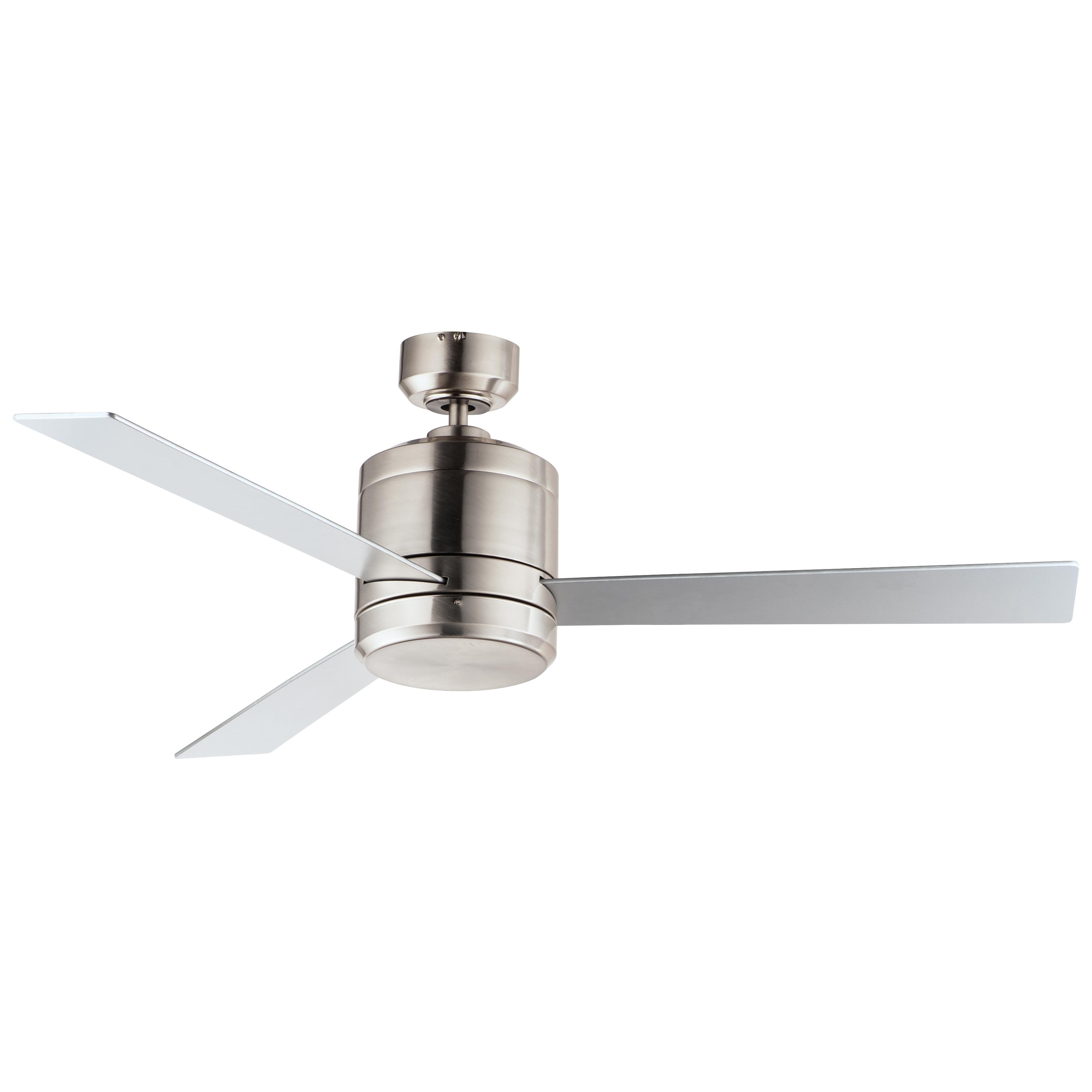 Tanker 52-inch Nickel Outdoor Nickel Fan | Maxim Lighting