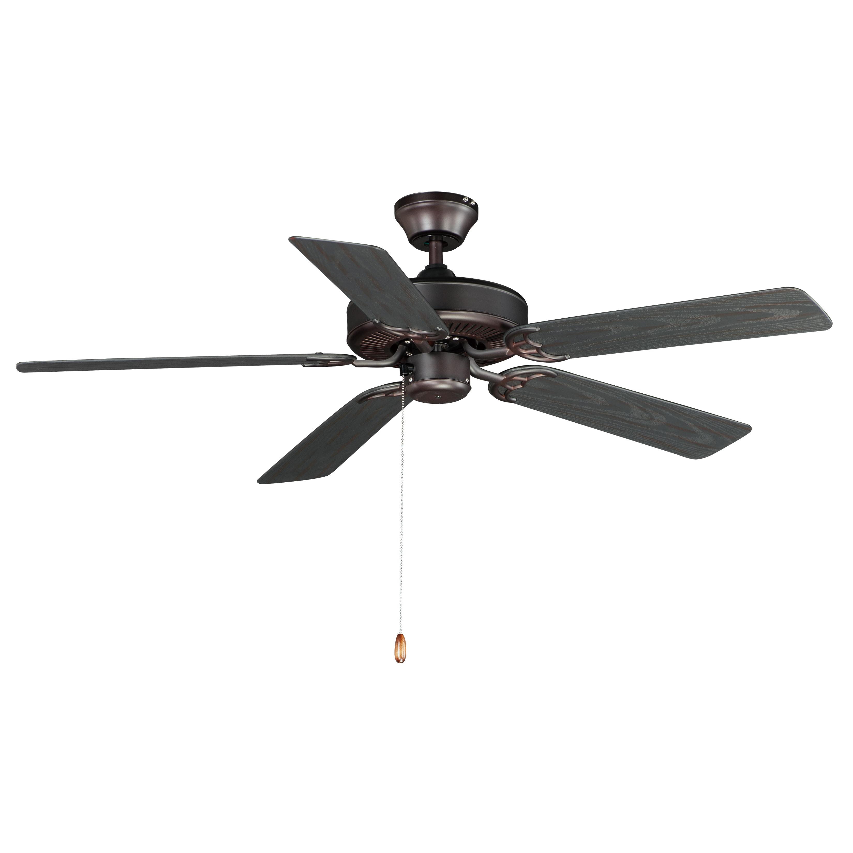 Basic-Max 52-inch Outdoor Ceiling Fan | Maxim Lighting