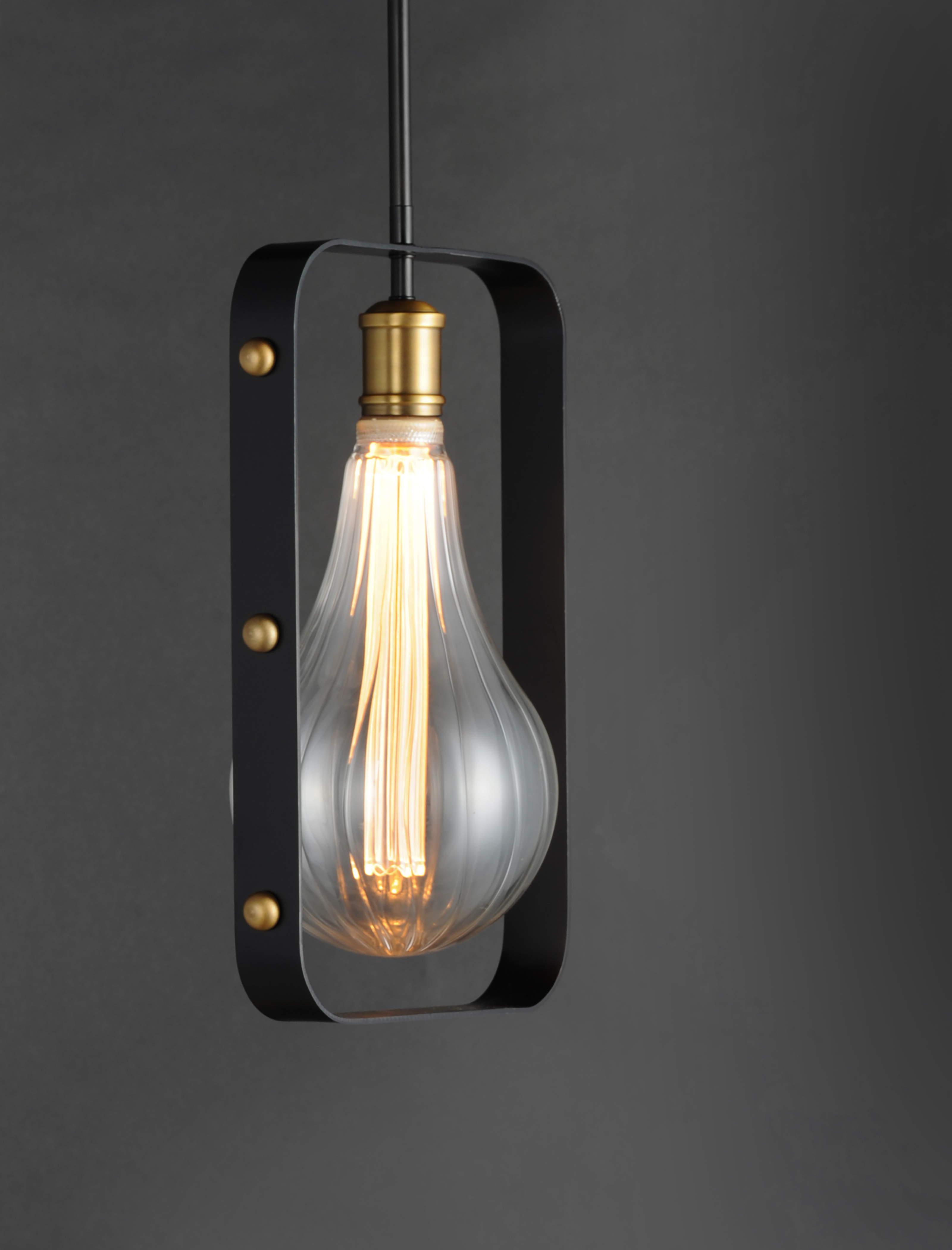Early Electric 1 Light Pendant