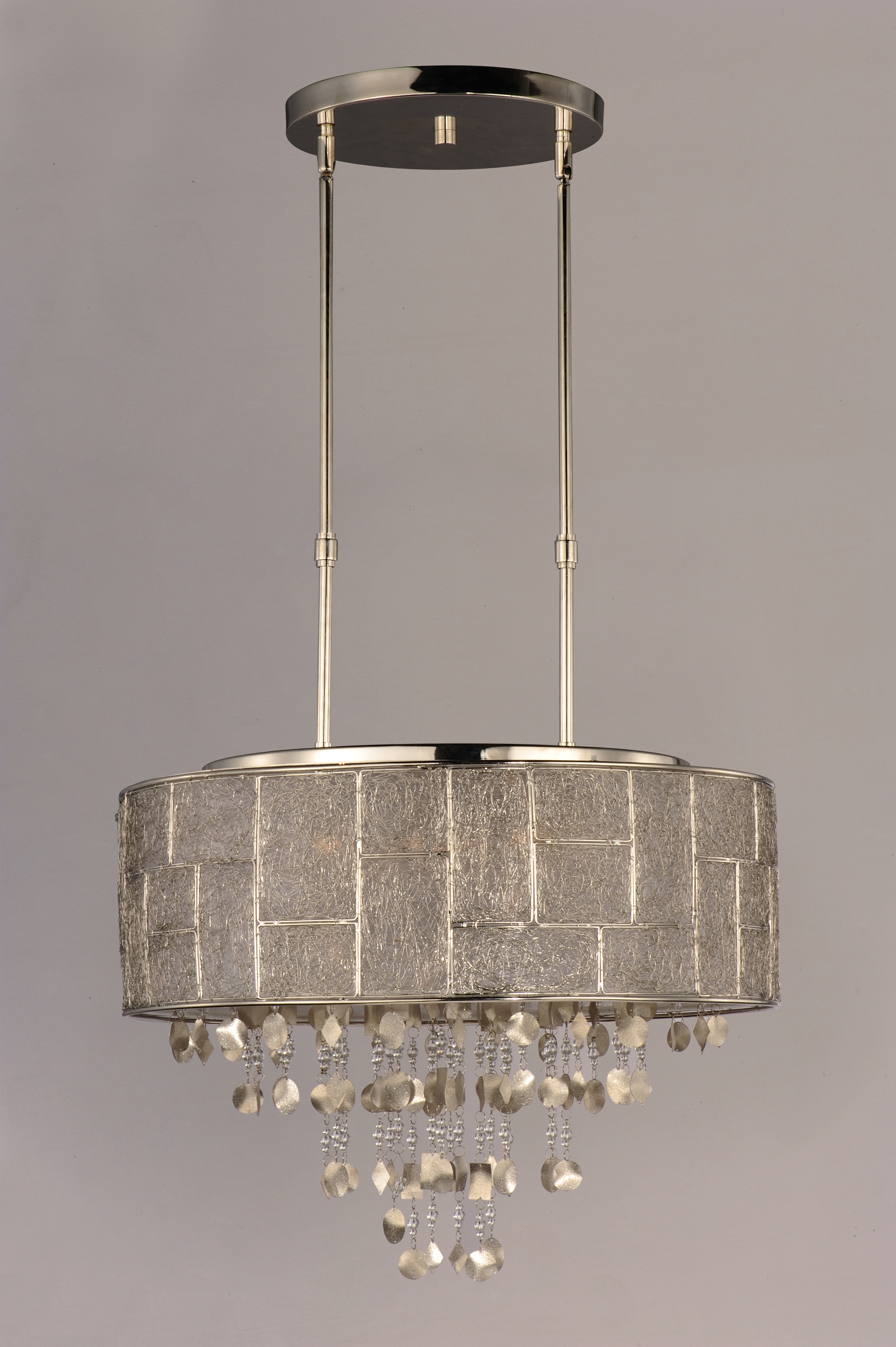 a glass multi cluster globe made chandelier buy handmade providenceartglass pendant banded port by clear chan custom