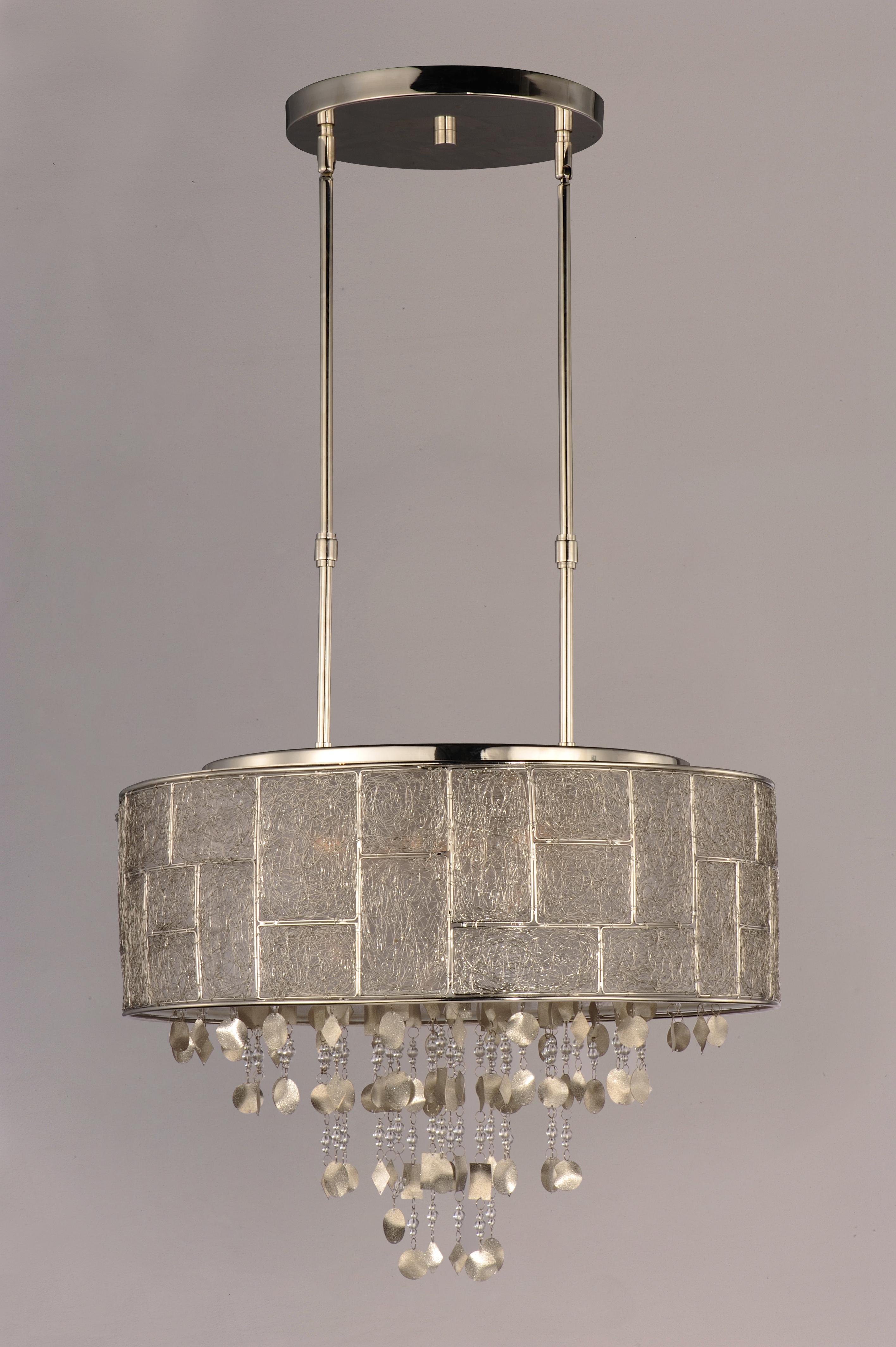 Allure · Allure 9-Light Pendant ... & Allure 9-Light Pendant - Single Pendant - Maxim Lighting