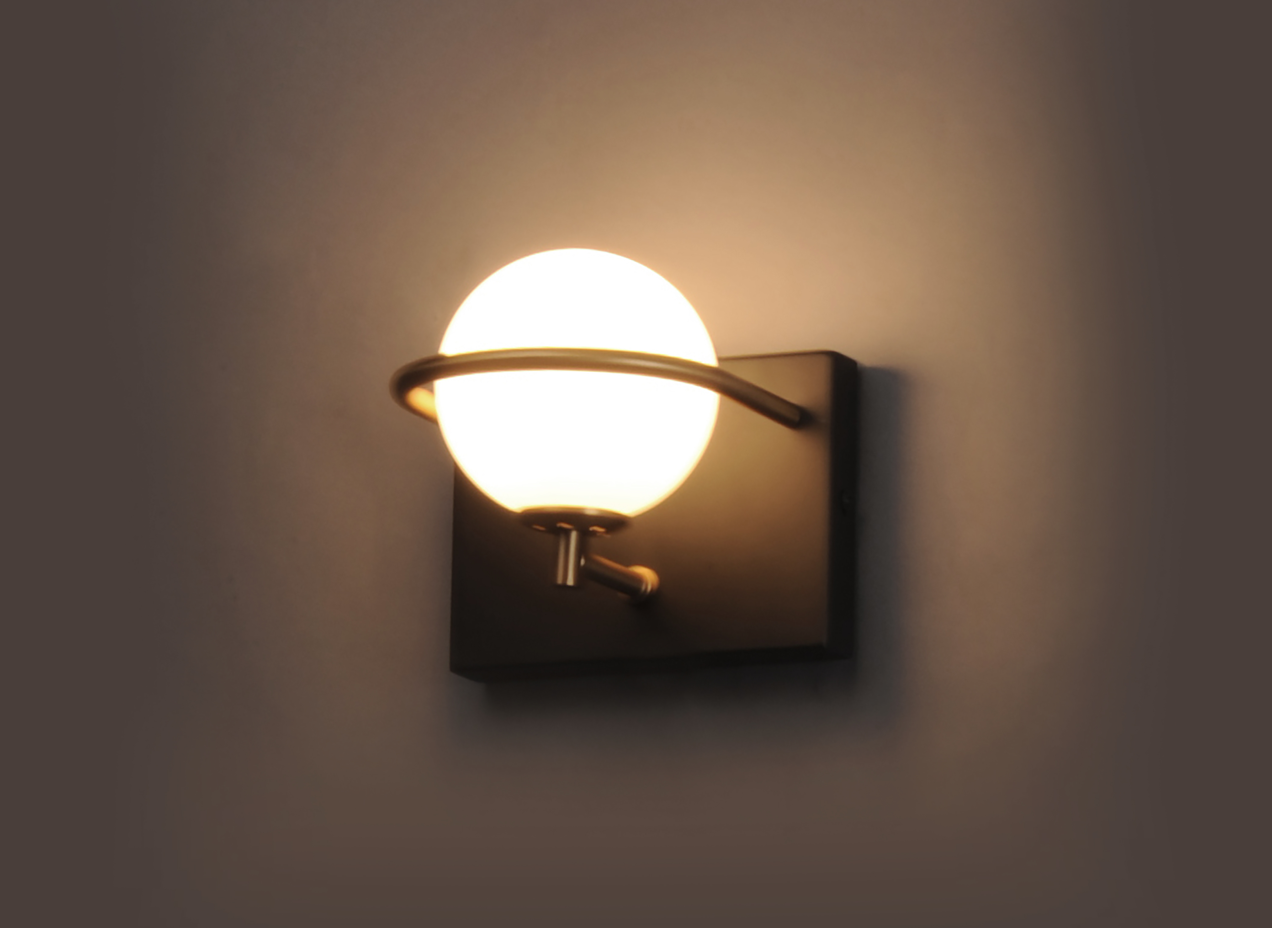 Revolve 1-Light LED Wall Sconce on Wall Sconce Replacement Parts id=29450