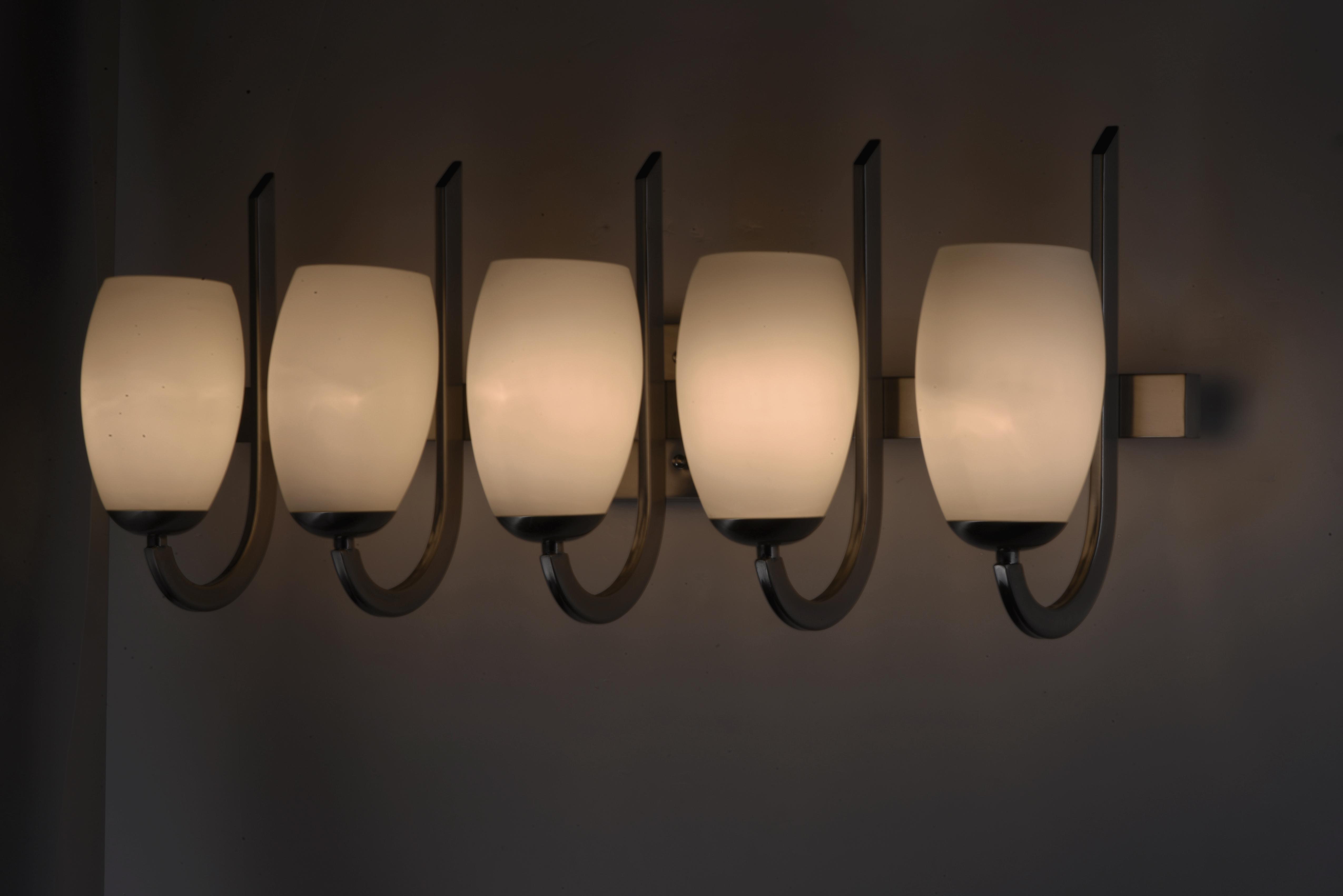 Taylor 5-Light Bath Vanity - Bath Vanity - Maxim Lighting