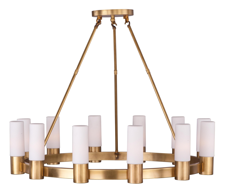 contessa 12 light chandlier single tier chandelier maxim lighting