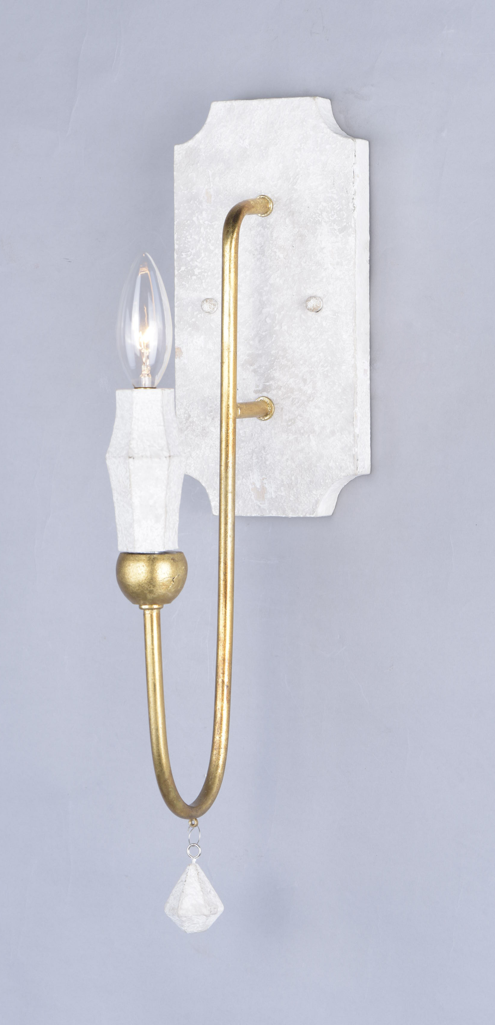 Chandelier Wall Light Sconce : Claymore 1-Light Wall Sconce - Chandelier - Maxim Lighting