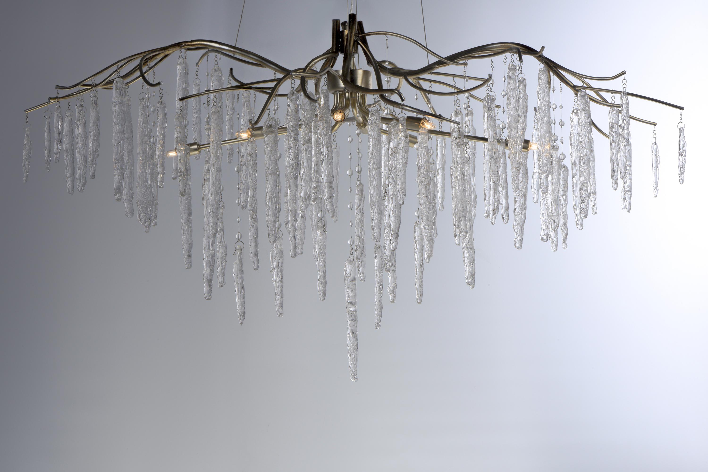 Willow 11 Light Chandelier Single Tier Chandelier Maxim Lighting