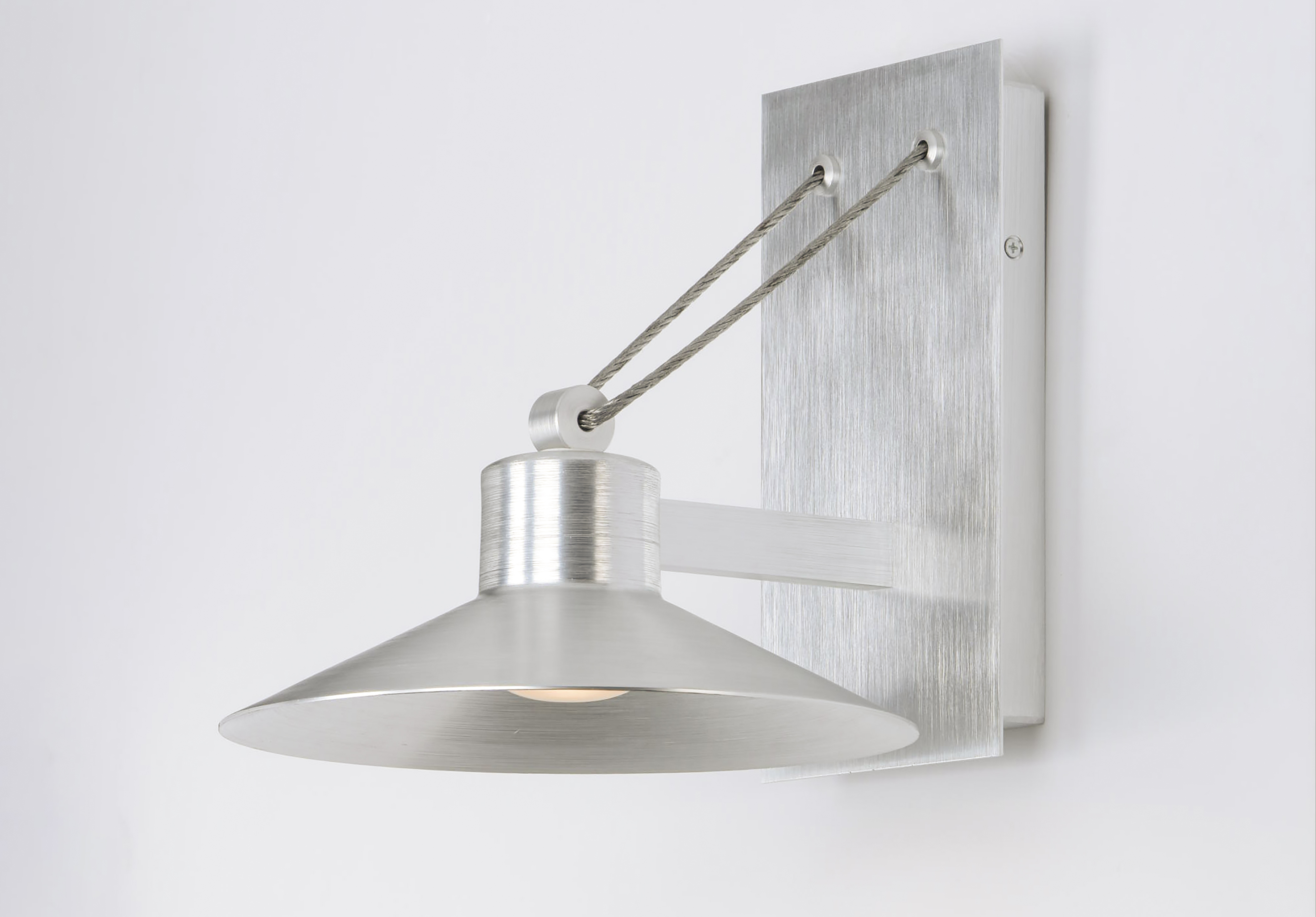 Civic Small LED Outdoor Wall Sconce on Wall Sconce Replacement Parts id=22504