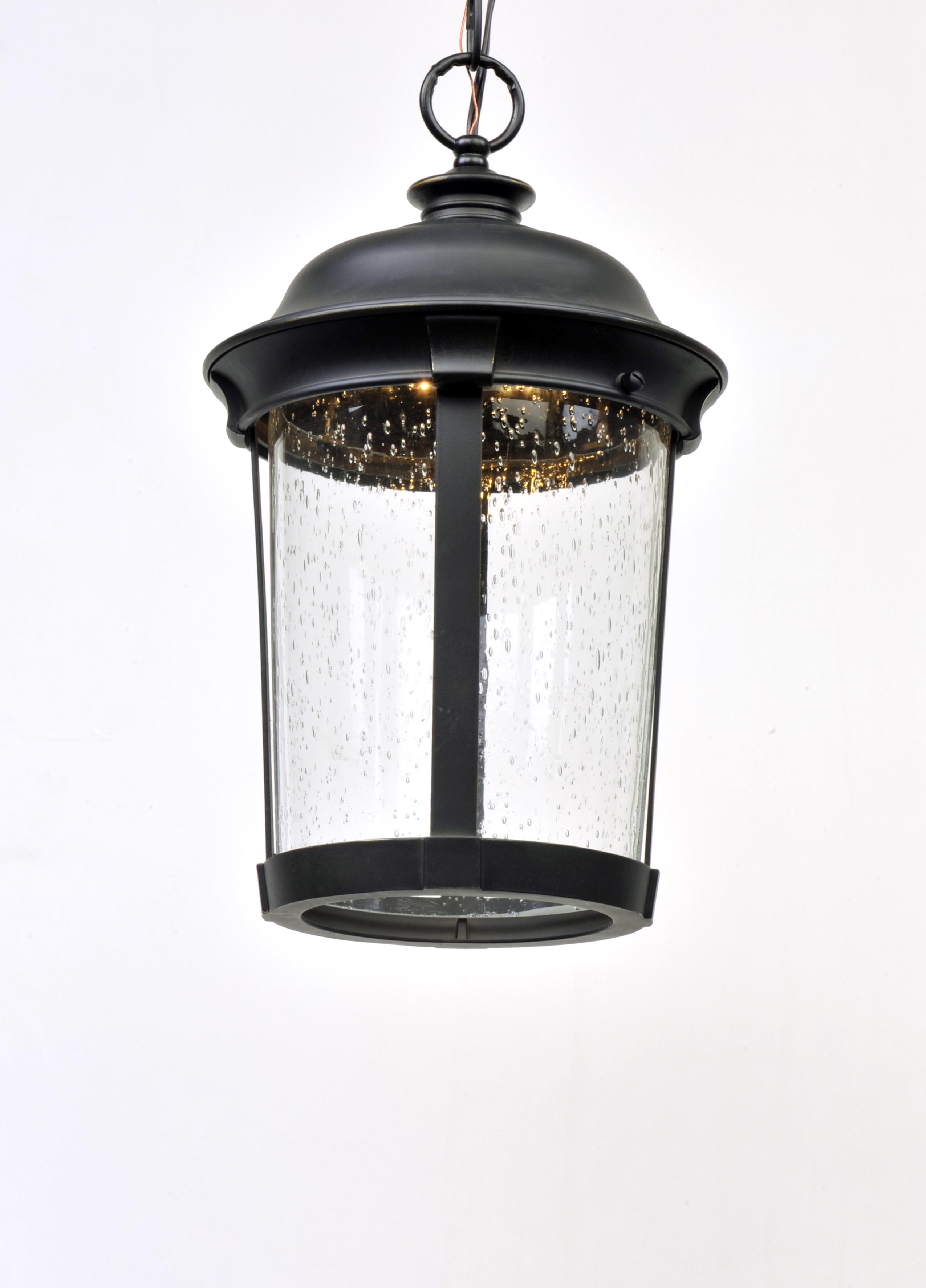 Dover Led Outdoor Hanging Lantern Outdoor Maxim Lighting