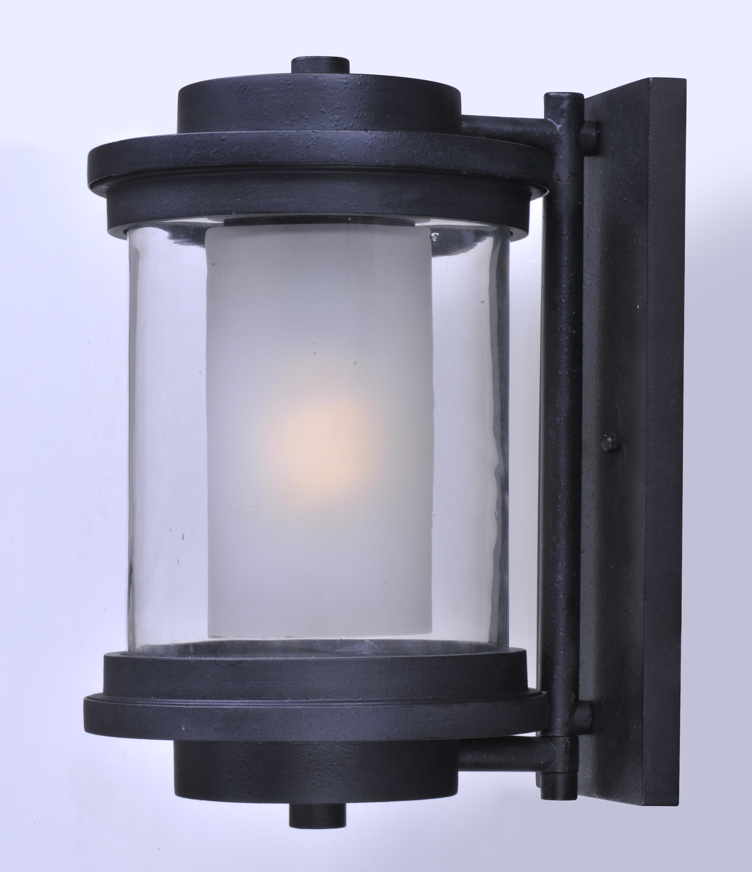 Lighthouse LED 1-Light Small Outdoor Wall - Outdoor Wall Mount - Maxim Lighting