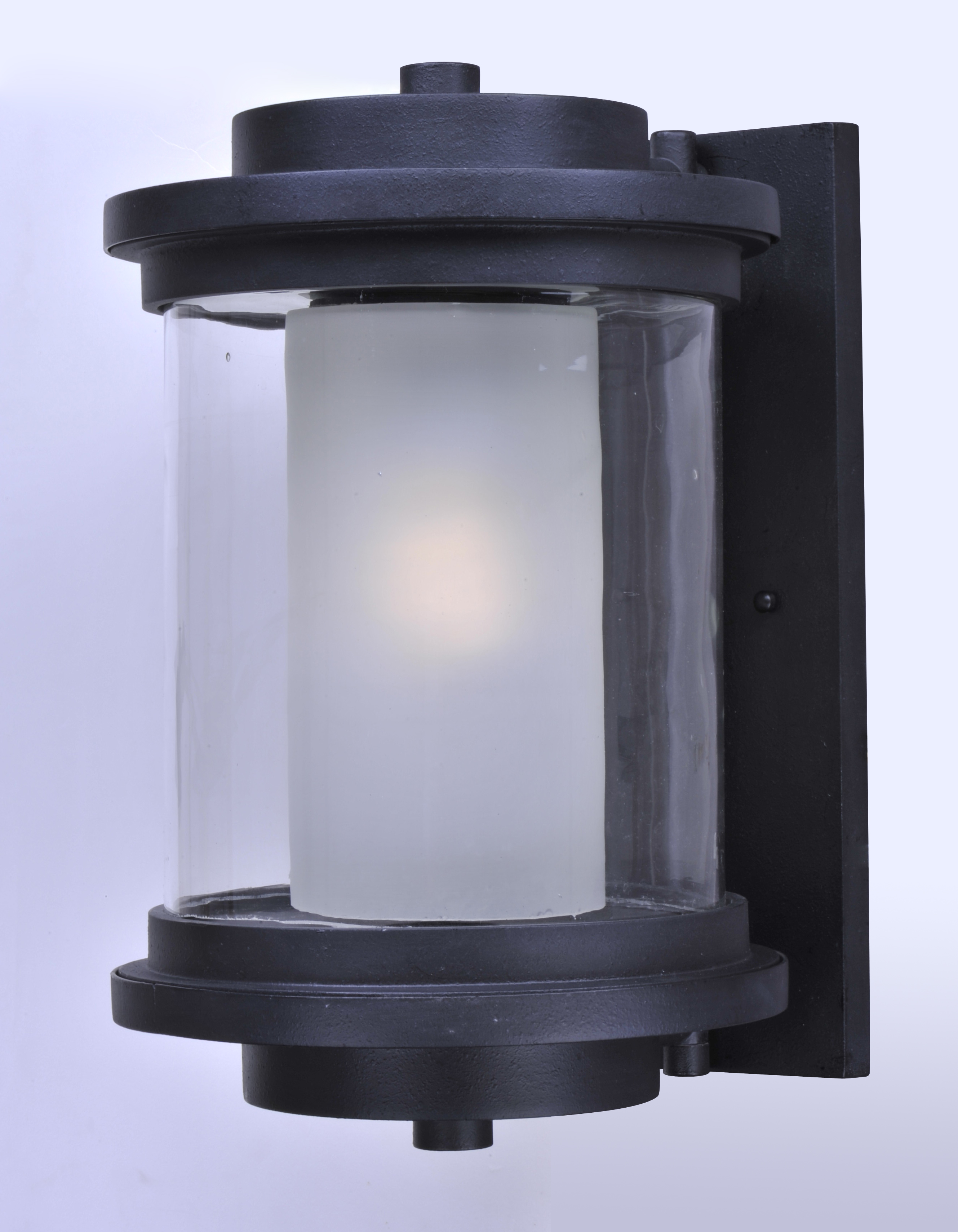 lighthouse led 1 light medium outdoor wall outdoor maxim lighting. Black Bedroom Furniture Sets. Home Design Ideas