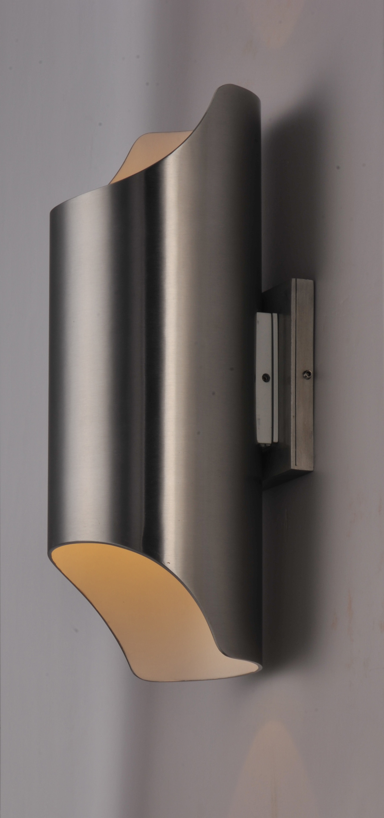 Lightray Led Outdoor Wall Sconce Outdoor Maxim Lighting