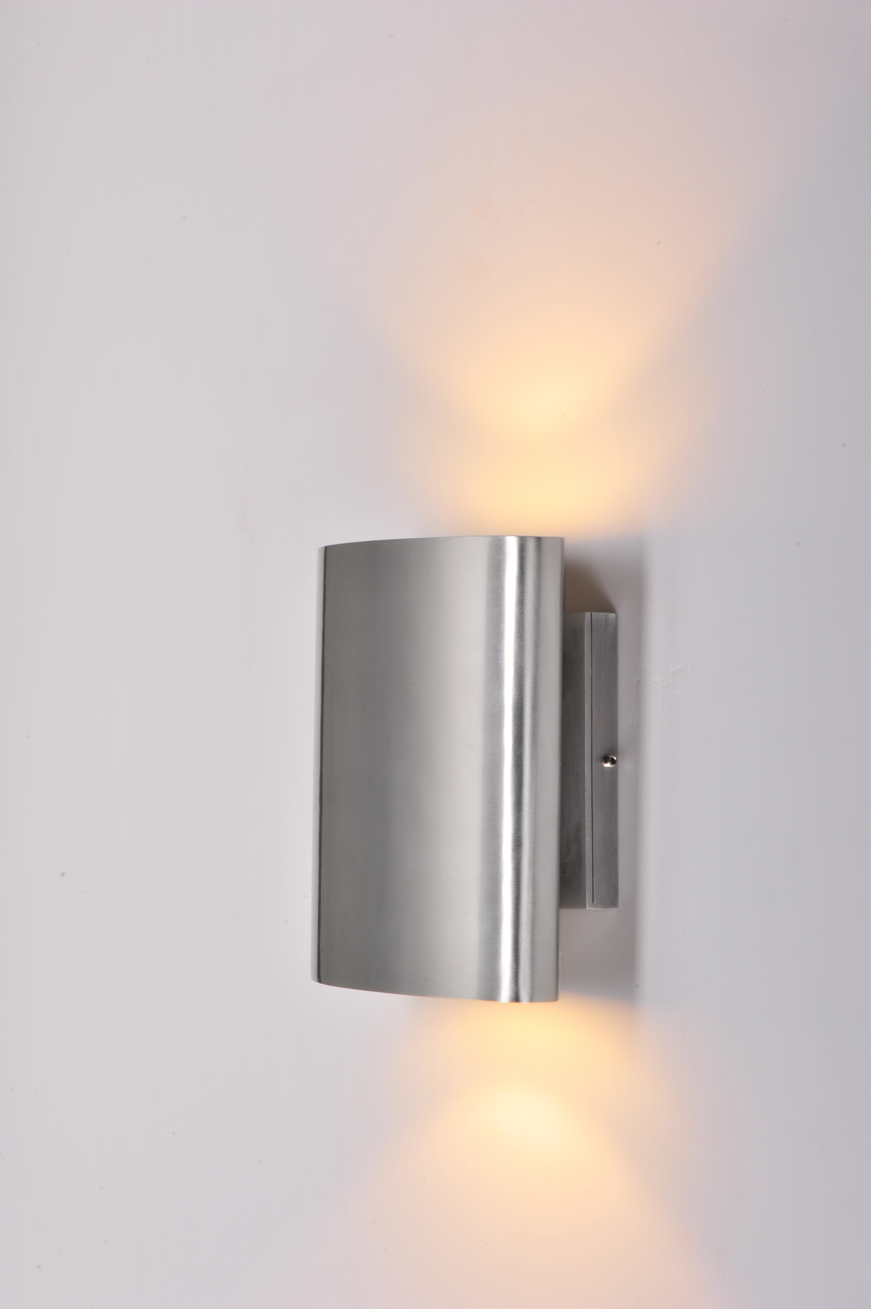 Mounting Height For Exterior Wall Sconces : Lightray LED Outdoor Wall Sconce - Outdoor Wall Mount - Maxim Lighting