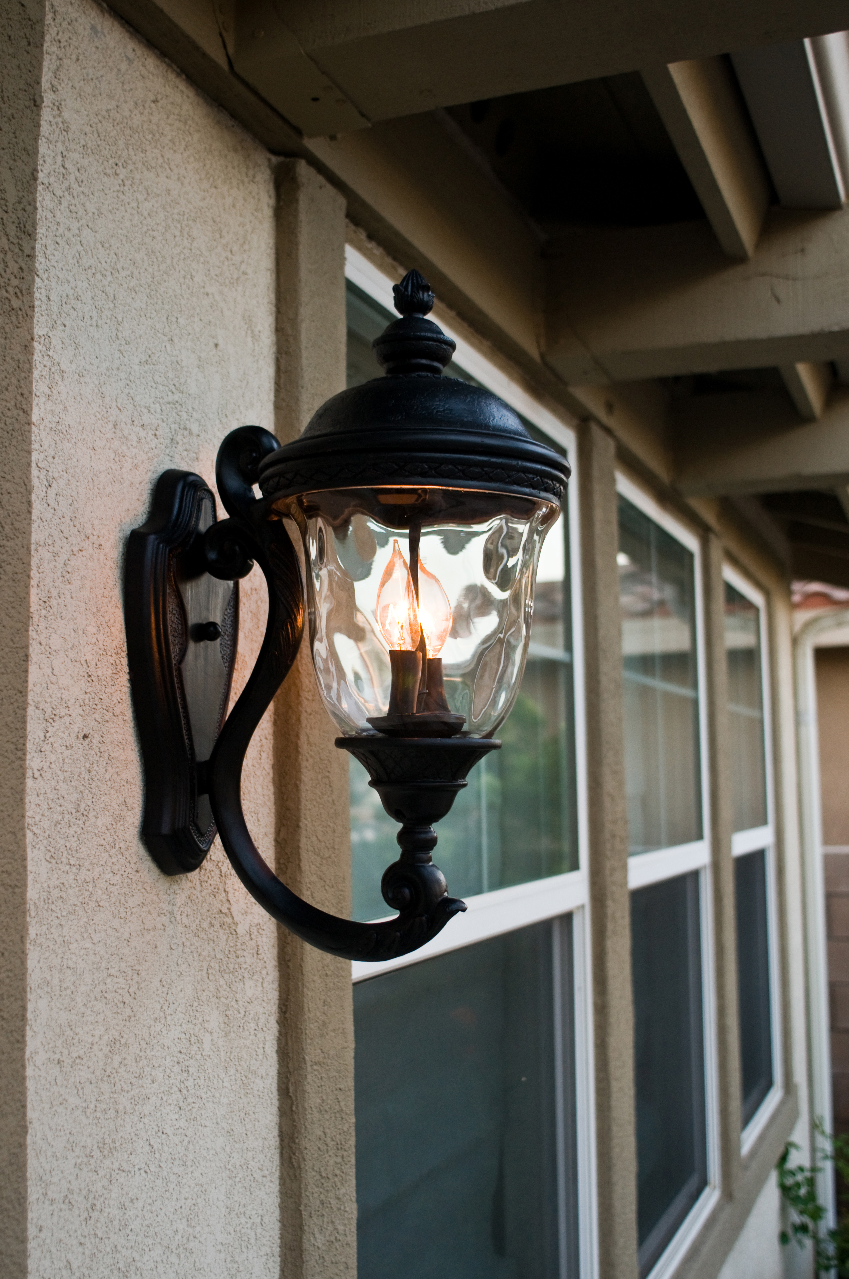 Carriage House Dc 2 Light Outdoor Wall Lantern Outdoor