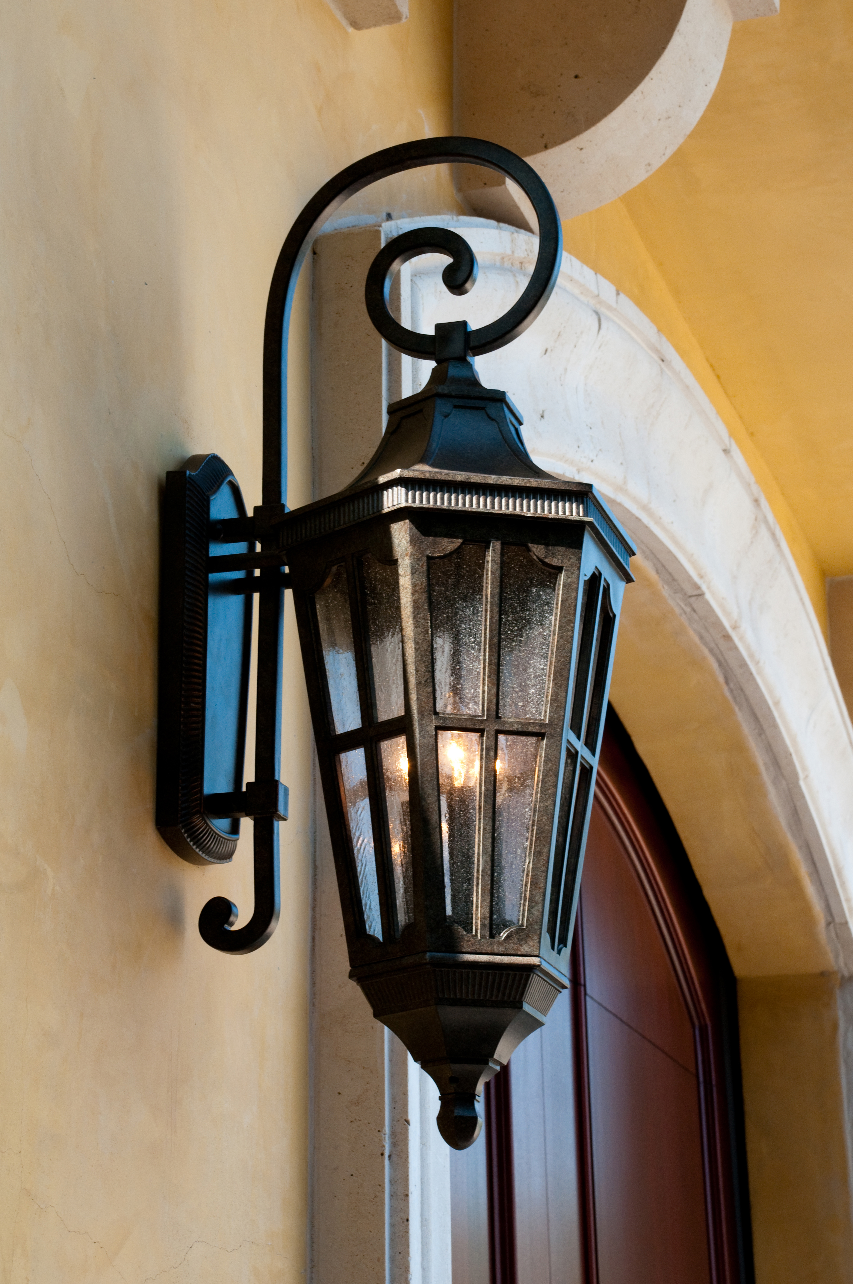 Beacon Hill Vx 3 Light Outdoor Wall Lantern