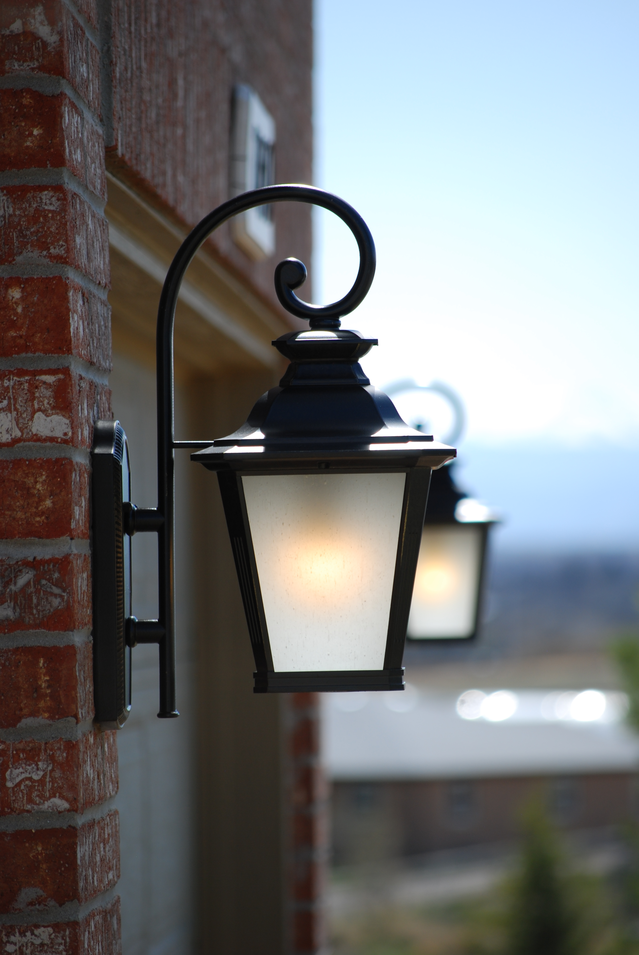 Knoxville Led Outdoor Wall Lantern Outdoor Maxim Lighting