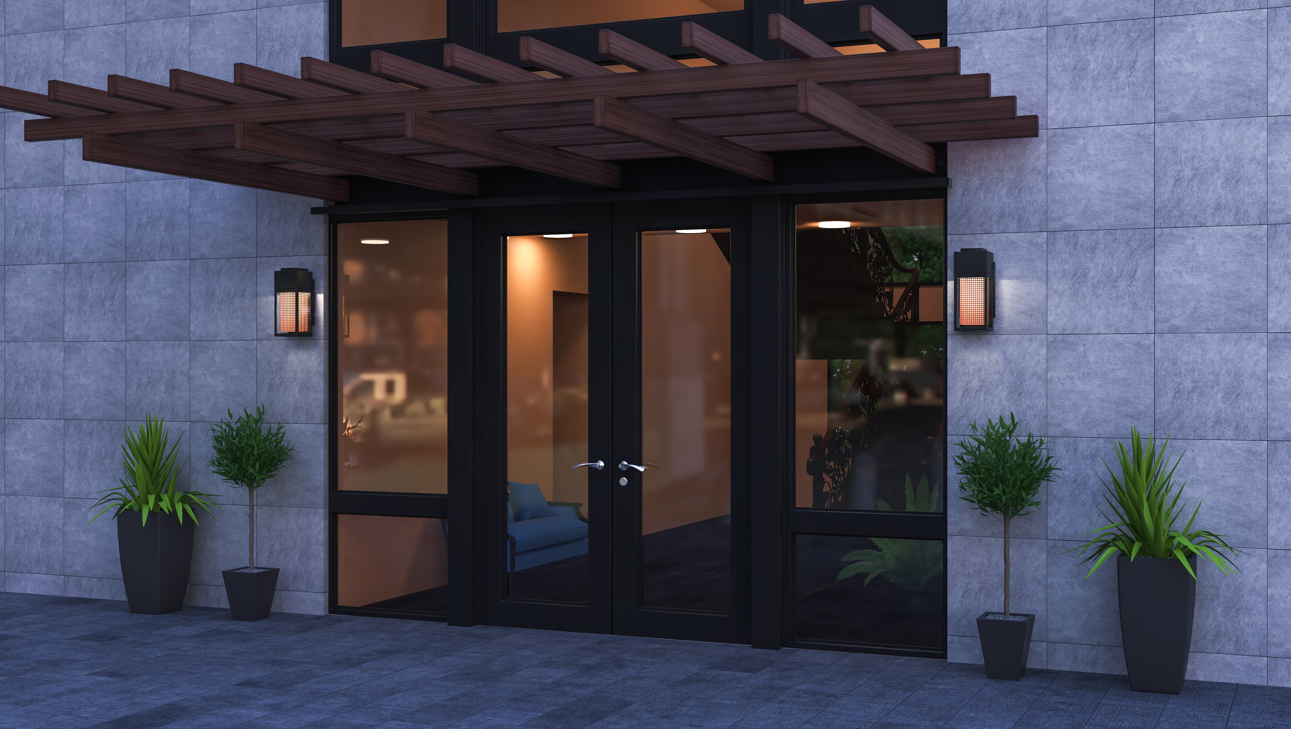 Townhouse Led Outdoor Wall Sconce Outdoor Maxim Lighting