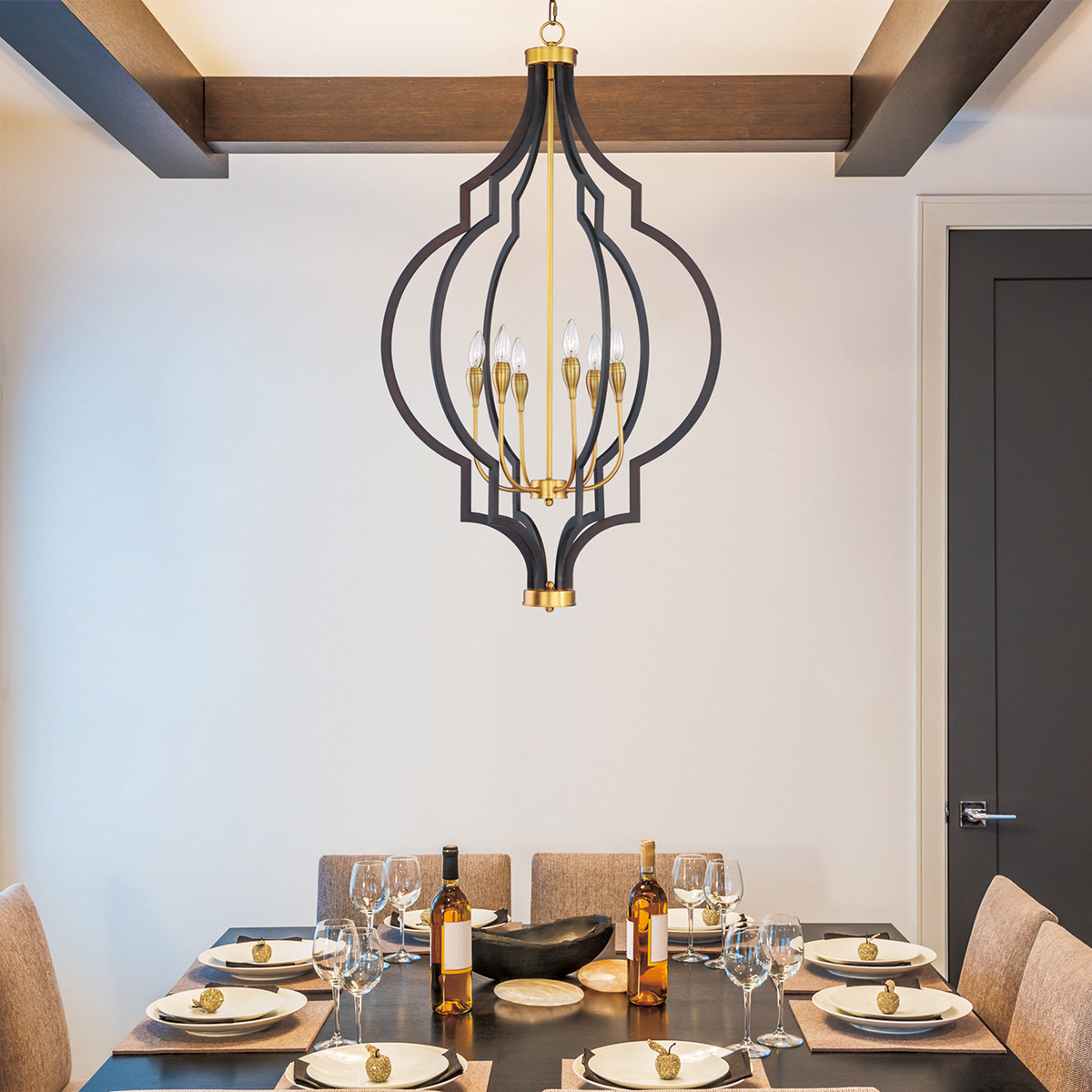 Sizing and Spacing - Chandeliers and Pendants