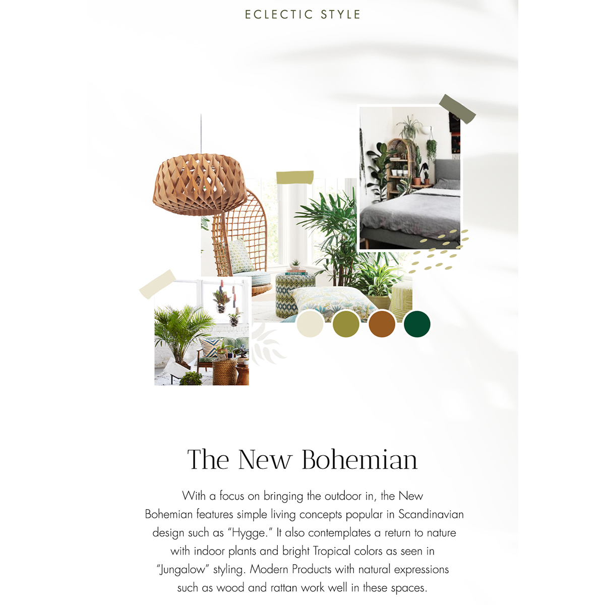 Eclectic - The New Bohemian