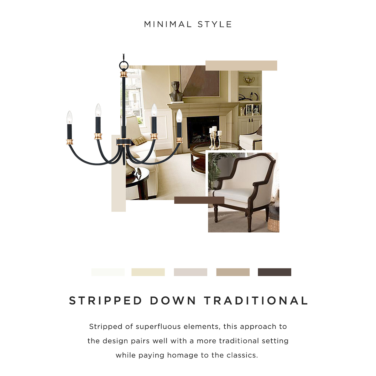 Minimal - Stripped Down Traditional