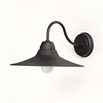 Dockside 1-Light Outdoor Wall Sconce