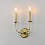 Wesley 2-Light Wall Sconce