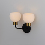 Coraline 2-Light Wall Sconce
