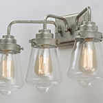 Cape Cod 3-Light Wall Sconce