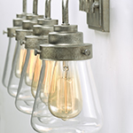 Cape Cod 4-Light Wall Sconce