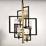 Flambeau 6-Light Chandelier