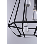 Silhouette 3 Light LED Pendant